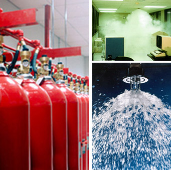 FOAM Fire Protection Products and FOAM-WATER Sprinkler Systems.